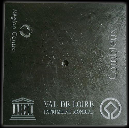 Gravure Val de Loire unesco patrimoine mondial région centre
