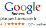 Customer reviews by Google