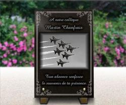 Plaque avion - 3