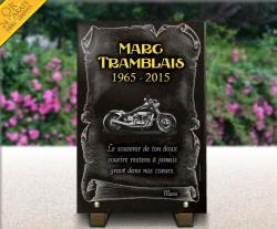 Plaque  Motos