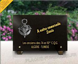 Plaque funéraire anciens-combattants-74-122-cqg