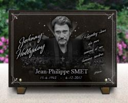 Article  johnny-hallyday