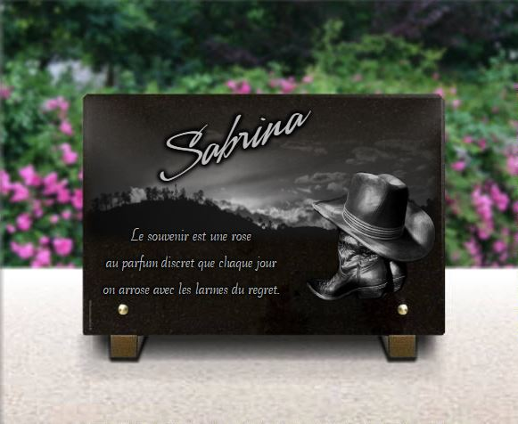 plaque funeraire pas cher en ligne. Black Bedroom Furniture Sets. Home Design Ideas