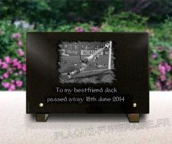 Personalized memorial plaque Football-ball,footballer,player,goalkeeper,football-pitch