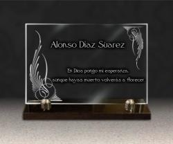 Placa granito grabada Grabado-personalizado,grabador,picapedrero,piedra