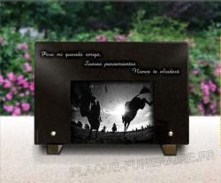 Placa para personalizar con nuestro software en línea granit