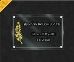 Placa para crearse a sí mismo en línea flore