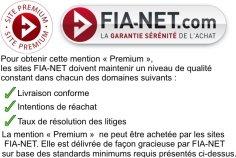 Les avis vérifiés FiaNet