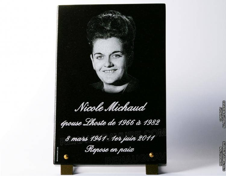 Custom memorial Plaques