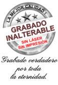 Grabado inalterable