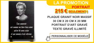 plaque funeraire pas cher personnalisables en ligne port gratuit. Black Bedroom Furniture Sets. Home Design Ideas