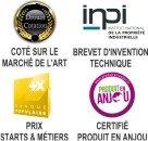 Certifié Produits en Anjou